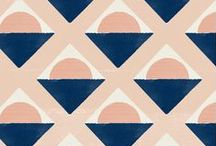 Patterns + Textures / patterns / pattern play / textures / prints / color
