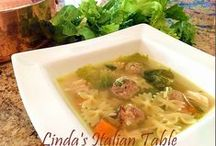 Favorite Italian Soups and Stews
