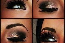 Makeup and Nails!