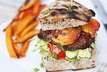 Burgers / all kind of burgers