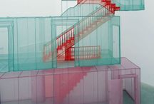 Stairs / Stairs, architecture, design