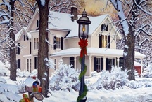 Winter / by Krista Cosentino