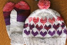 Knitting + Crochet