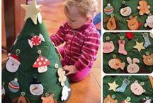 Kids Crafts ~ Christmas