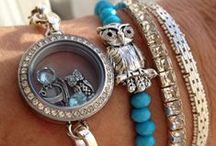 origami owl/living lockets / My business inspiration for origami owl and my company locket away / by Dawn Melanson