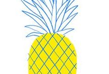 /ananas / pineapples, dude!