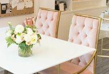 Home Office / home office / home decor / office / interiors / work