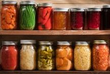 Fermented foods / by Carly Streiff