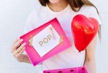 Valentine's day / valentines day, food, cards, love