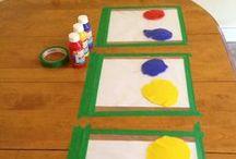 FUN Nursery / Fun. Play. Games. Indoor. Outdoor. Toddlers.  / by Melissa and Joe