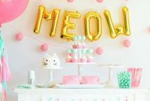 Sweet table / Sweet 16, wedding, 30th birthday, 50th birthday, kids party, table, sweet, color