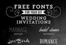 Type / fonts, type