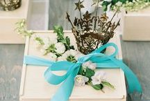 Handmade Weddings & Events / Craft a memorable wedding day or event with these DIY ideas for tabletop decorations, invitations, gift packaging, and more.  / by Stampington & Company