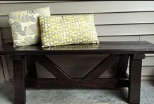 FURNITURE REFINISHING / by Laura Wagner