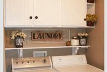 LAUNDRY ROOM / by Laura Wagner