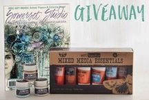 Giveaways & Promotions / Find all the current giveaways and promotions for chances to win free magazines or get exclusive savings. / by Stampington & Company