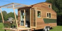 Living Small in a Big World / Ideas, themes, design, and tricks for TinyHouse living and building, and eco-friendly, green, and small footprint living.