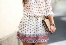 Looks para Inspirar - Vestidos