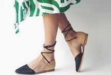 Sandals / Shop at CALLIXTO http://callixto.com/collections/shoes