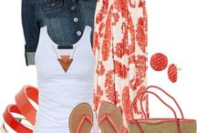 clothes and accessories / by Tiffany Trimborn