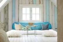 Cool Spaces / by Angela Hardin