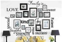 Home Ideas / by Scarlet Davis