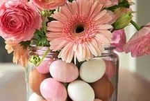 SPRING / Easter food and decorations!