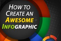 Inspiring Infographics / Informational, educational and visually appealing infographics.