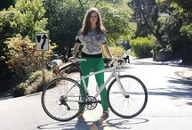 The Bicycle Profiles / A series of photos I've taken featuring people with their bicycles