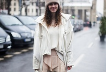 Street Style Love / My favorite looks from personal and street style blogs from across the globe