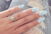 Mani-Pedi / Nails. Nails. Nails.