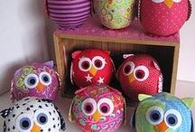 Owls / by Toni Swindell