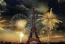 France via Paris.... / by Scarlet Davis