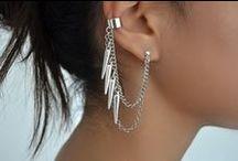 Earrings / by Emilee Smith