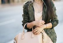 Style File, Spring & Summer / styling ideas...