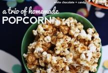 FOOD: Popcorn, Chow