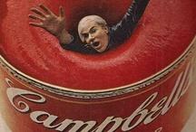 Andy Warhol / by Ansjejoanna van Iersel