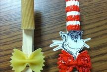 Dr. Seuss / by Angela Hardin