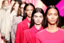 DKNY-NYFW 2013 / Colección de Donna Karan presentada en el New York Fashion Week 2013.