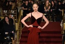 Zac Posen  / El diseñador presentó su colección primavera 2013 durante el New York Fashion Week.