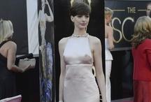 Oscar 2013 / Alfombra roja de los premios de la Academia de las Artes y las Ciencias Cinematográficas, realizado en el teatro Dolby de Los Ángeles.