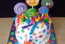 Cakes / by Toni Swindell