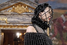 Alexander McQueen- Semana de la moda de París / Presentación de la firma Alexander MacQueen durante la Semana de la moda Paris.