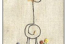 Needlework / by Toni Swindell