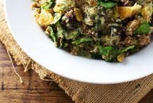 Vegan Lunches & Dinner