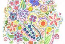 Art Journaling / by Toni Swindell