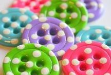 Buttons / by Toni Swindell