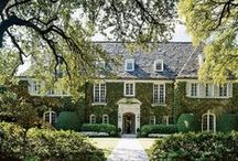 Great Home Exteriors / by Elizabeth Clark