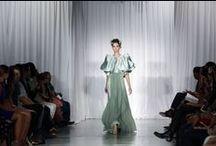 New York Fashion Week Spring 2014