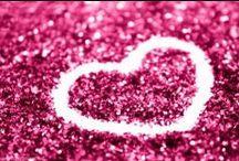 Pink Glitter, too